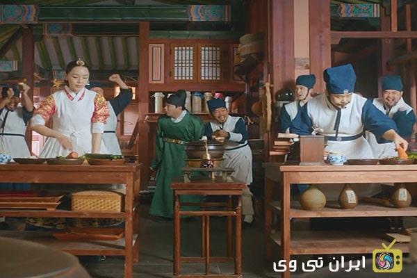 سریال کره ای آقای ملکه با زبان اصلی