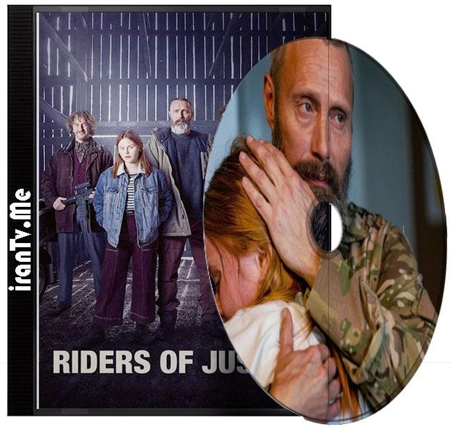دانلود فیلم سواران عدالت Riders of Justice 2020 با زیرنویس چسبیده فارسی