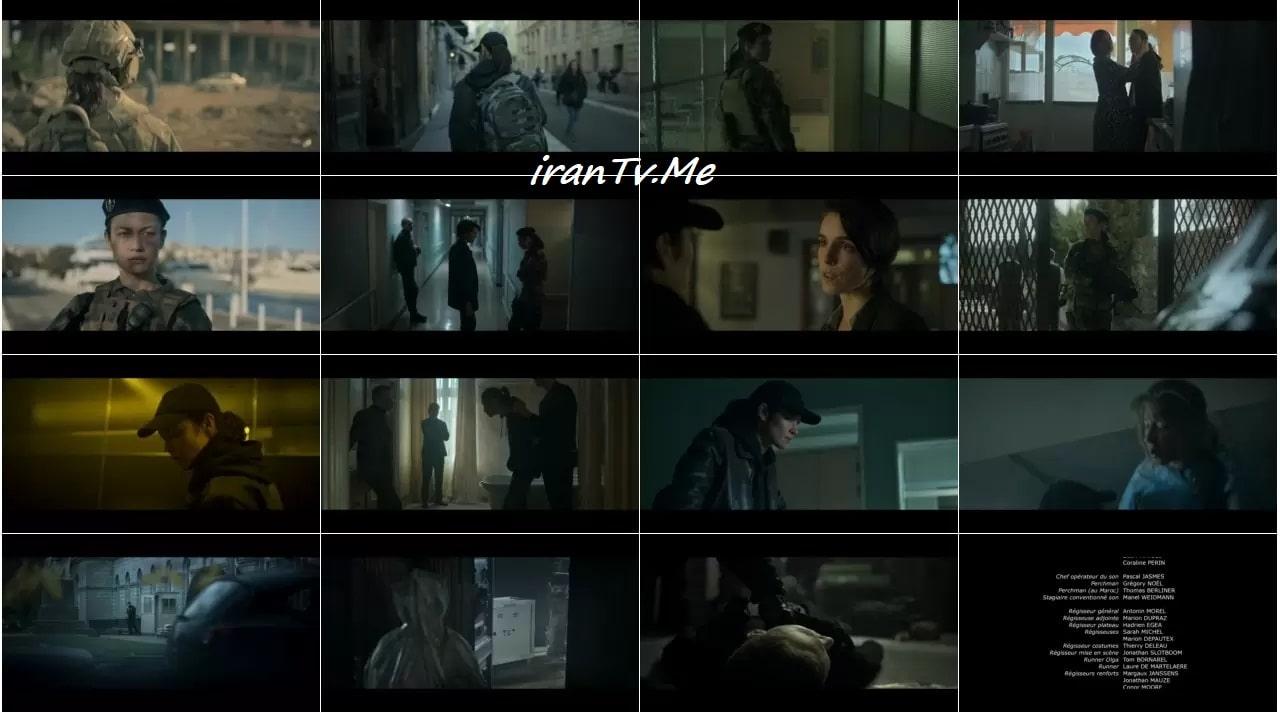 اسکرین شات فیلم سنتینل با زیرنویس چسبیده فارسی