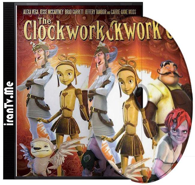 دانلود انیمیشن دختر ساعت ساز The Clockwork Girl 2021 با زیرنویس چسبیده فارسی