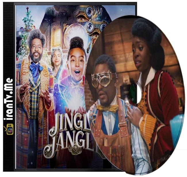 دانلود فیلم Jingle Jangle A Christmas Journey 2020 جنگل جینگل سفر کریسمس با زیرنویس چسبیده فارسی
