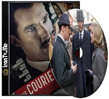 دانلود فیلم پیک The Courier 2020 با دوبله فارسی و زیرنویس چسبیده