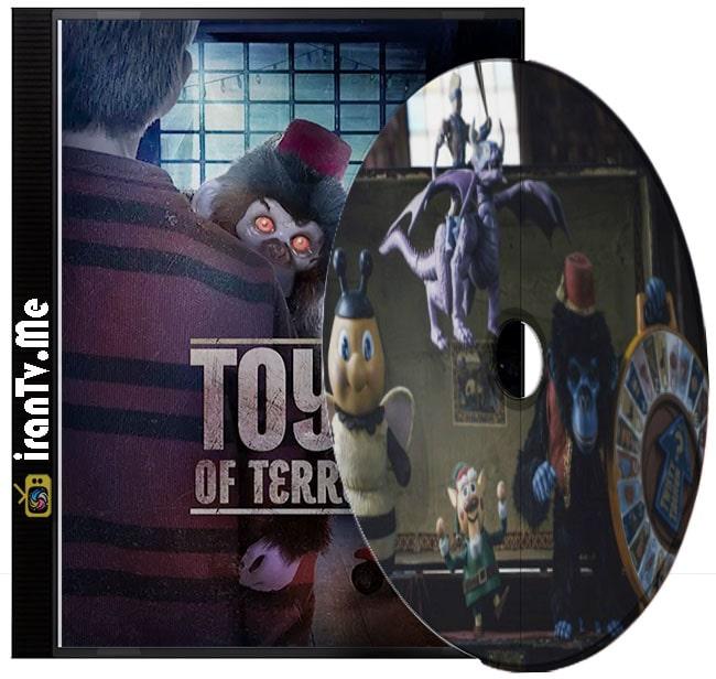 دانلود فیلم Toys of Terror 2020 اسباب بازی های رعب آور با زیرنویس چسبیده فارسی