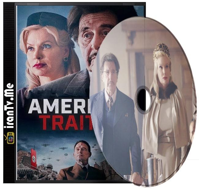 دانلود فیلم American Traitor: The Trial of Axis Sally 2021 خائن آمریکایی: محاکمه اکسیس سالی با زیرنویس چسبیده فارسی