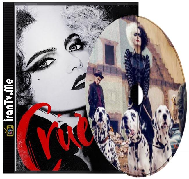 دانلود فیلم Cruella 2021 کروئلا با دوبله فارسی