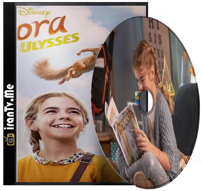 دانلود فیلم Flora and Ulysses 2021 فلورا و اولیس با دوبله فارسی و زیرنویس چسبیده فارسی