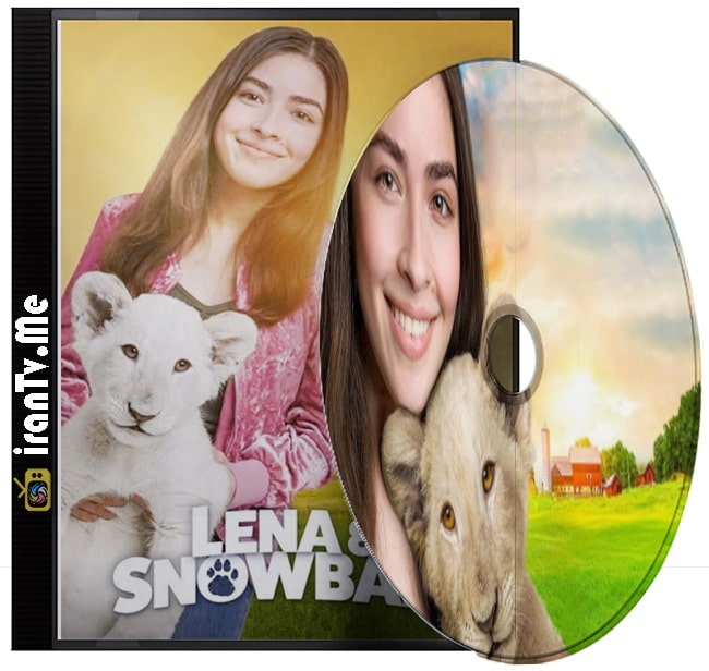 دانلود فیلم Lena and Snowball 2021 لنا و اسنوبال با دوبله فارسی