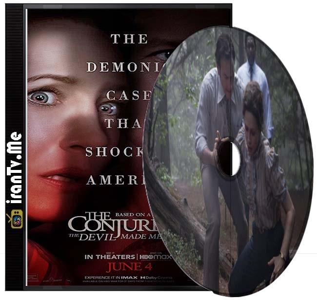 دانلود فیلم The Conjuring: The Devil Made Me Do It 2021 احضار: شیطان مرا وادار به انجام این کار کرد با زیرنویس چسبیده فارسی