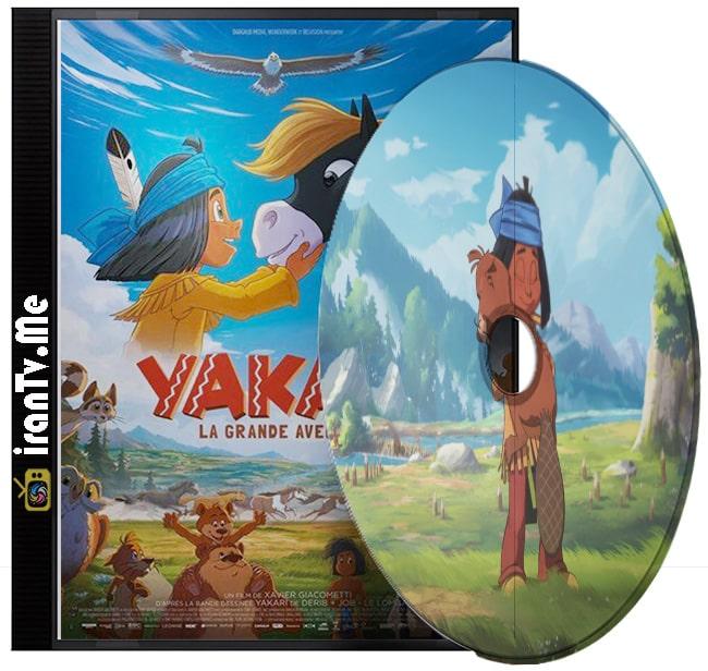 دانلود انیمیشن Yakari: A Spectacular Journey 2020 یاکاری: سفری دیدنی با دوبله فارسی