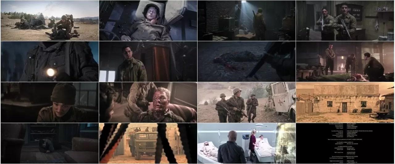 اسکرین شات فیلم جنگ ارواح 2020