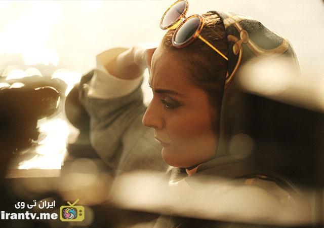 میترا حجار در سریال ایرانی جزیره